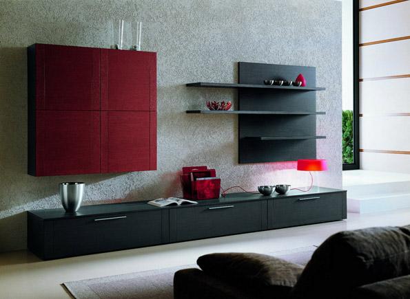Soggiorni ielitro mobili for Arredamento sala moderno
